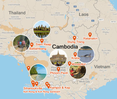 How to plan your holiday trips to Cambodia?